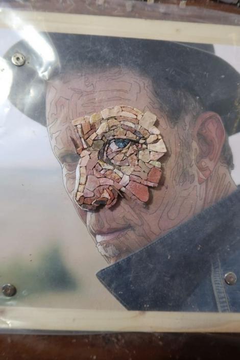 Portret Tom Waits